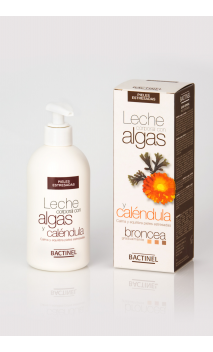 Leche algas-calendula 250ml bactinel
